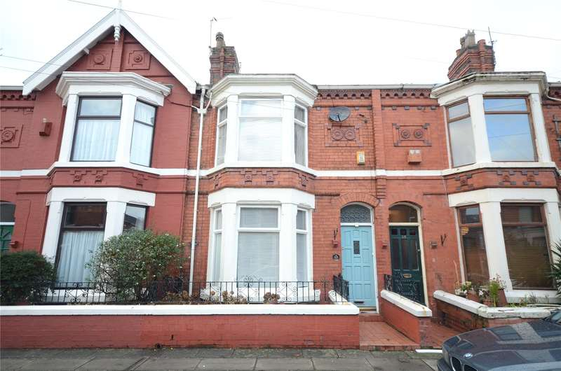 4 Bedrooms Terraced House for sale in Elsmere Avenue, Aigburth, Liverpool, L17
