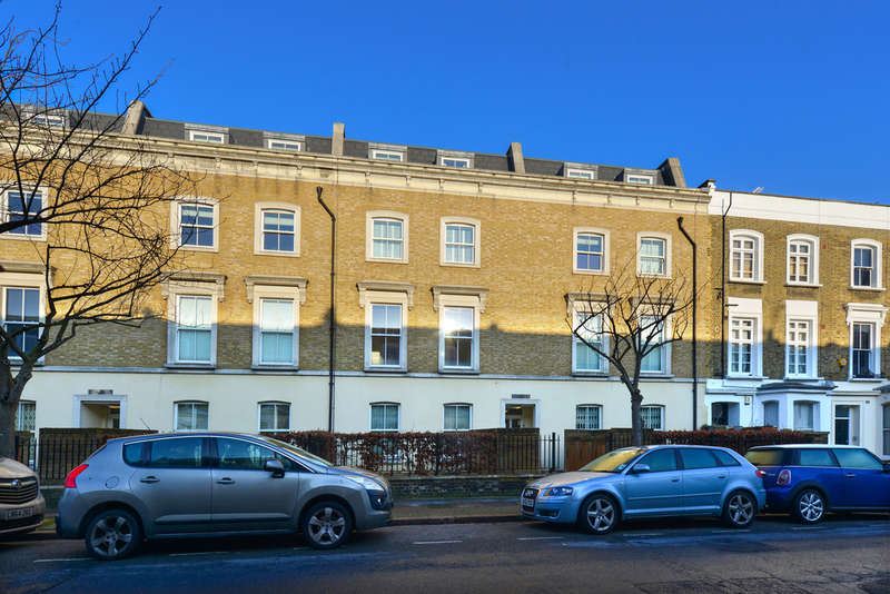 2 Bedrooms Flat for sale in Shelburne Road, N7 6DY