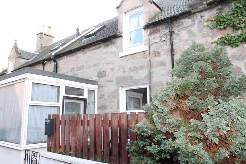 2 Bedrooms Terraced House for sale in Roseneath Terrace, Nairn