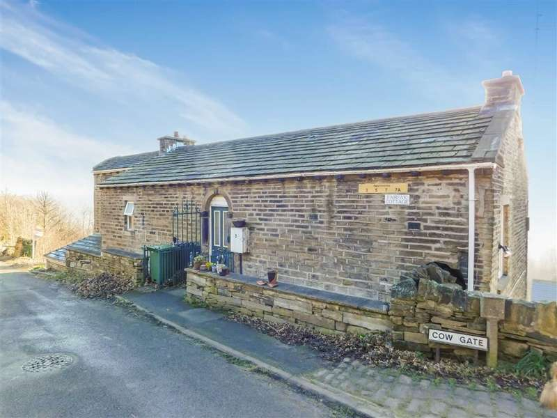2 Bedrooms Flat for sale in 3, Bull Green Road, Longwood, Huddersfield