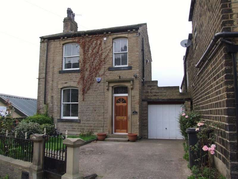 3 Bedrooms Detached House for sale in Workhouse Lane, Greetland, Halifax, HX4 8BS