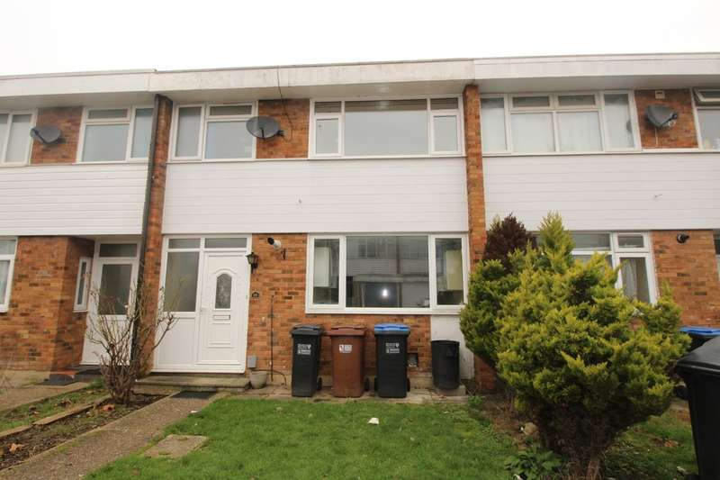 3 Bedrooms Terraced House for sale in Wood Vale, Hatfield
