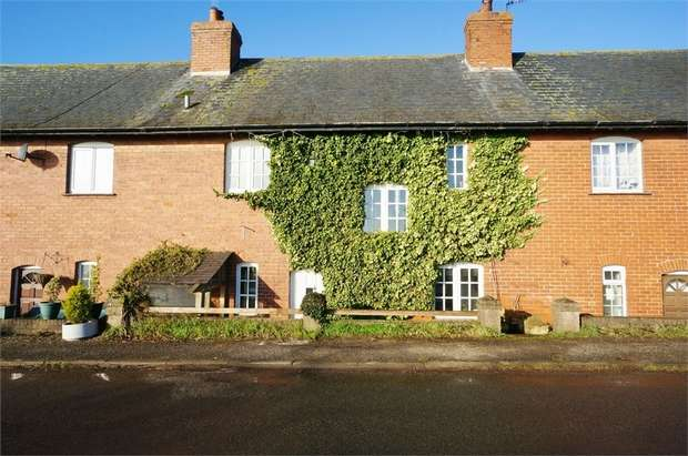 3 Bedrooms Cottage House for sale in Ton Cottages, Usk Road, Raglan, USK, Monmouthshire