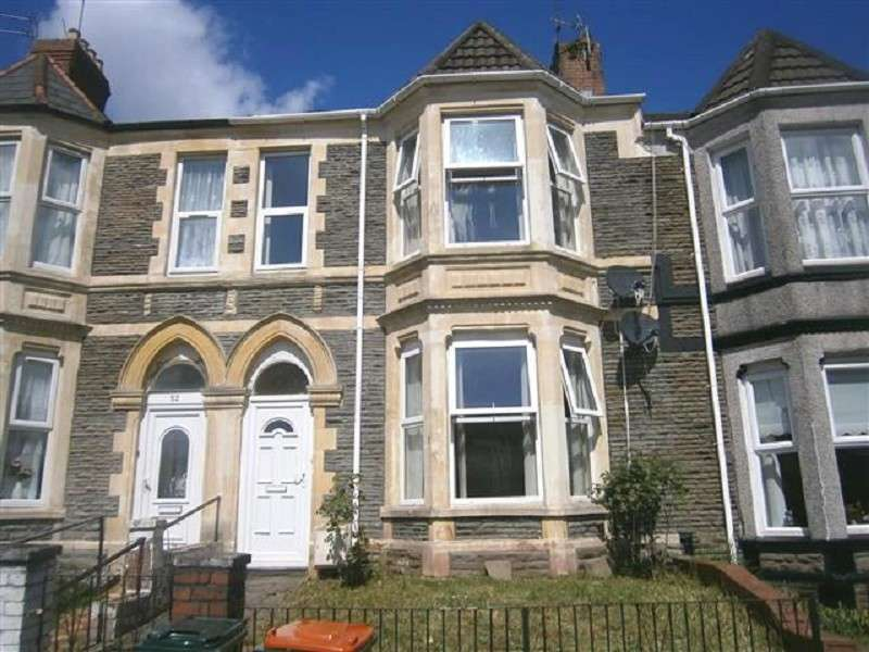 4 Bedrooms Terraced House for sale in RISCA ROAD, NEWPORT, GWENT. NP20 4HZ