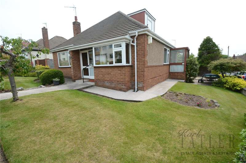 4 Bedrooms Detached Bungalow for sale in Thorstone Drive, Irby, Wirral