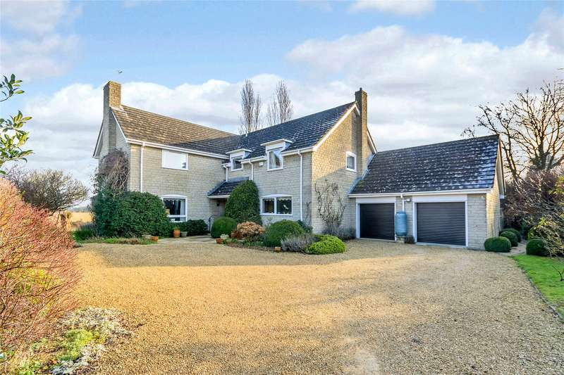 5 Bedrooms Detached House for sale in Watermead, Kidlington, Oxfordshire, OX5