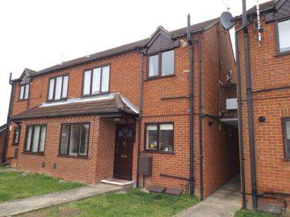 1 Bedroom Flat for sale in North Walsham, Norfolk