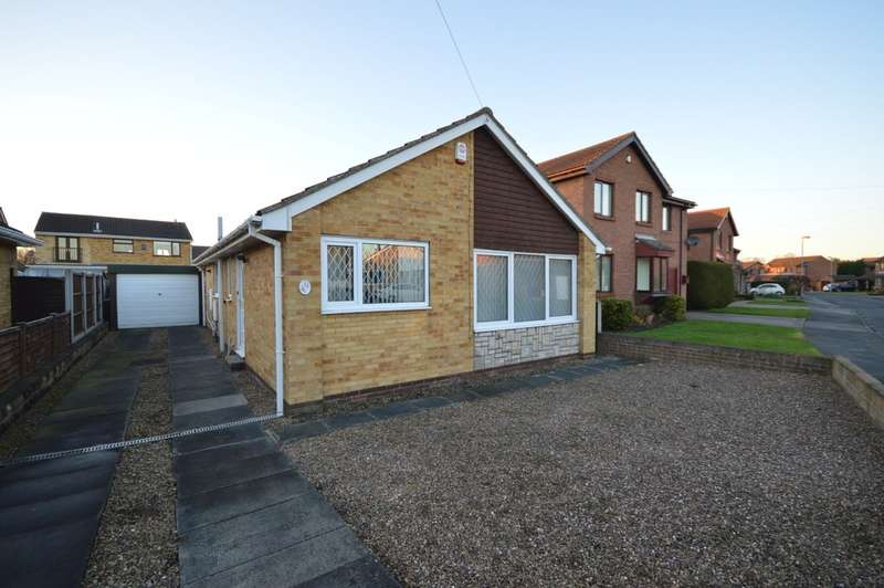 2 Bedrooms Detached Bungalow for sale in Maybury Avenue, Durkar