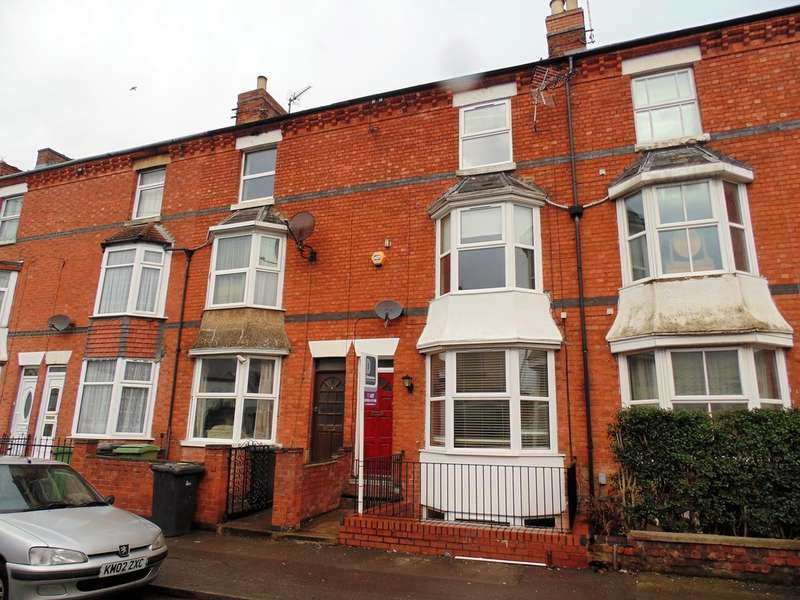 3 Bedrooms Terraced House for sale in Knox Road, Wellingborough