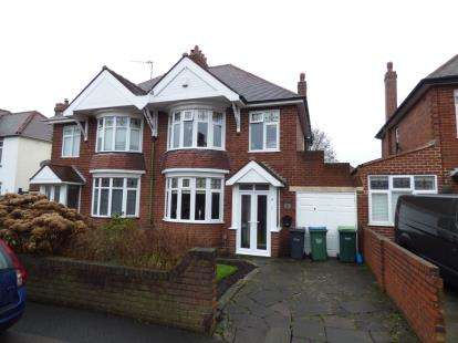 3 Bedrooms Semi Detached House for sale in Compton Road, Cradley Heath, West Midlands