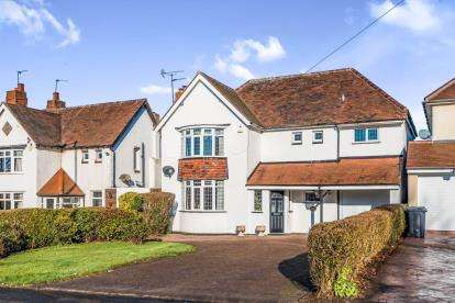 4 Bedrooms Detached House for sale in Sutton Road, Walsall, West Midlands