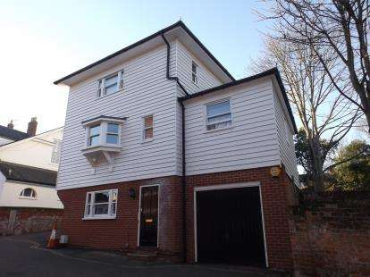 3 Bedrooms Detached House for sale in East Hill, Colchester`, Essex