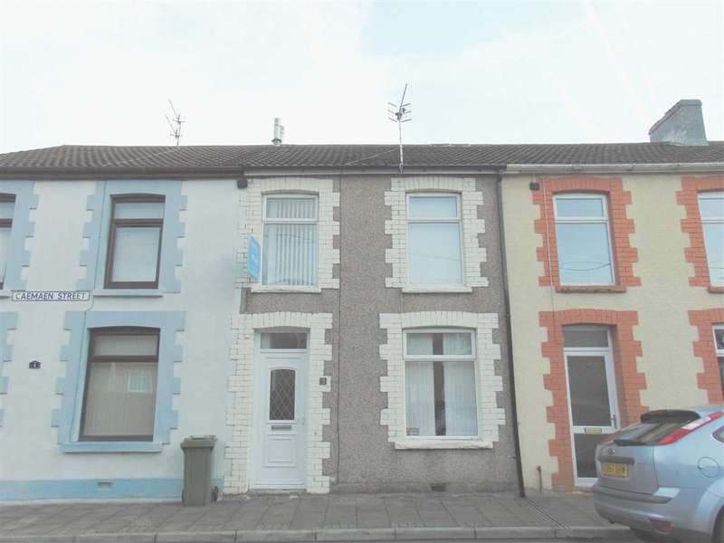 3 Bedrooms Property for sale in Caemaen Street, Abercynon, Rhondda Cynon Taff