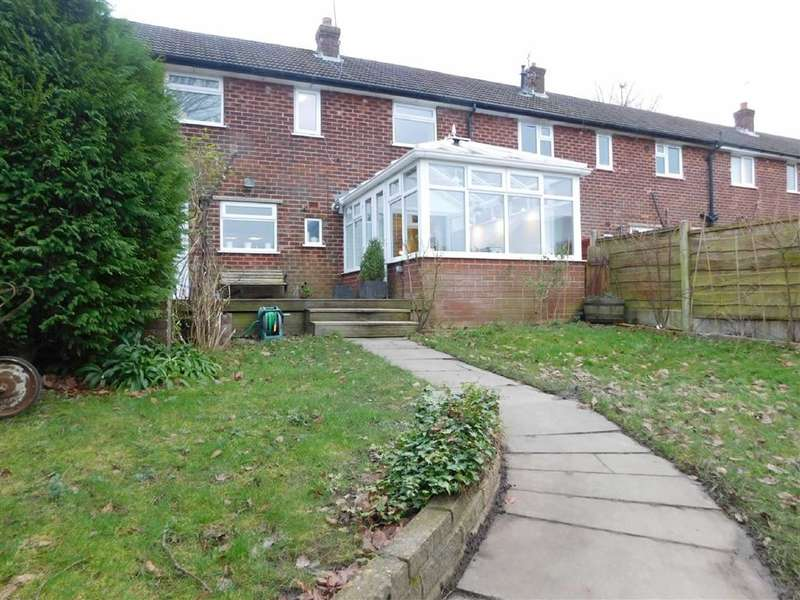 2 Bedrooms Property for sale in Windsor Drive, Marple, Stockport
