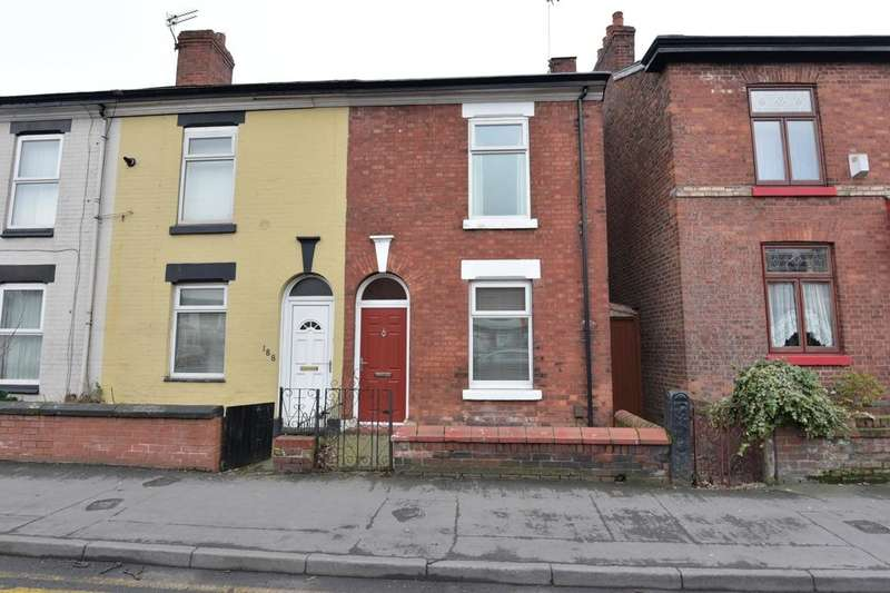2 Bedrooms End Of Terrace House for sale in Hall Street, Offerton, Stockport, SK1 4JG