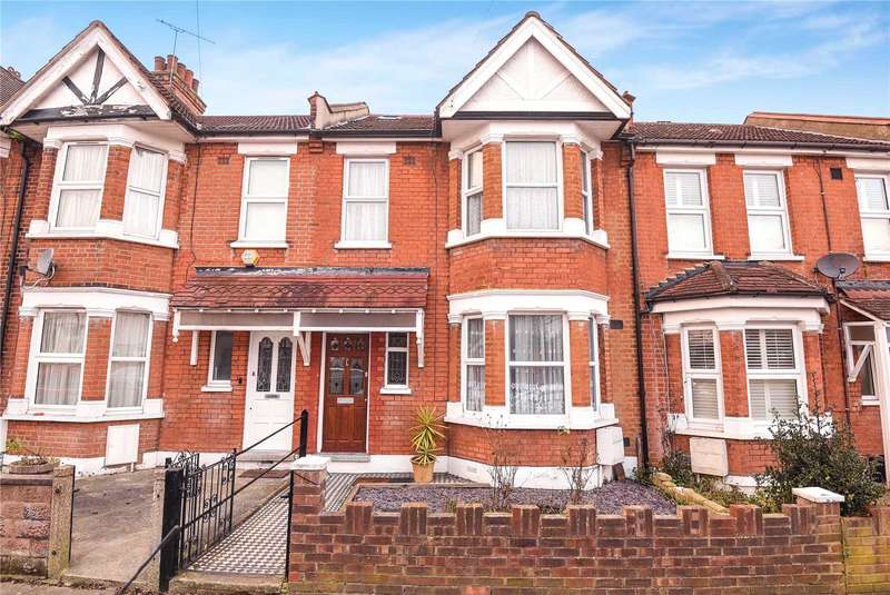 4 Bedrooms Terraced House for sale in Bedford Road, Harrow, Middlesex, HA1