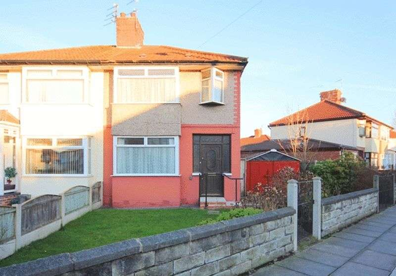 3 Bedrooms Semi Detached House for sale in Hilary Road, Anfield, Liverpool, L4