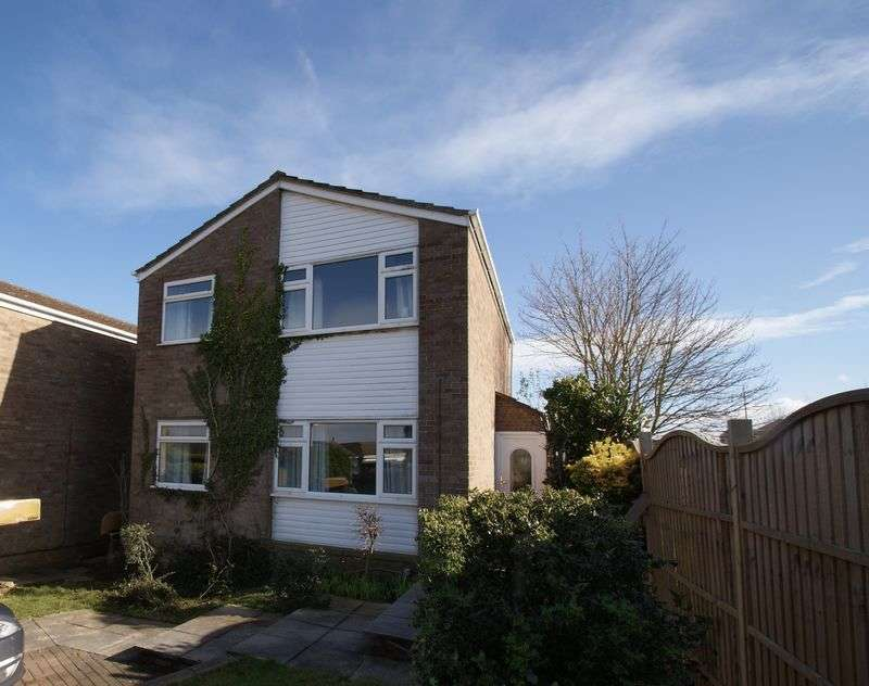 3 Bedrooms Detached House for sale in Goss View, Nailsea