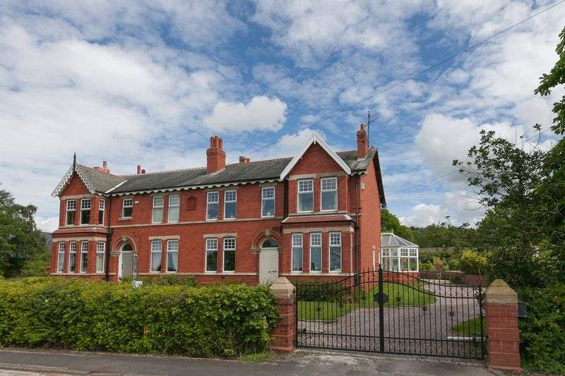 4 Bedrooms Semi Detached House for sale in Chorley Road, Parbold, WN8 7AS