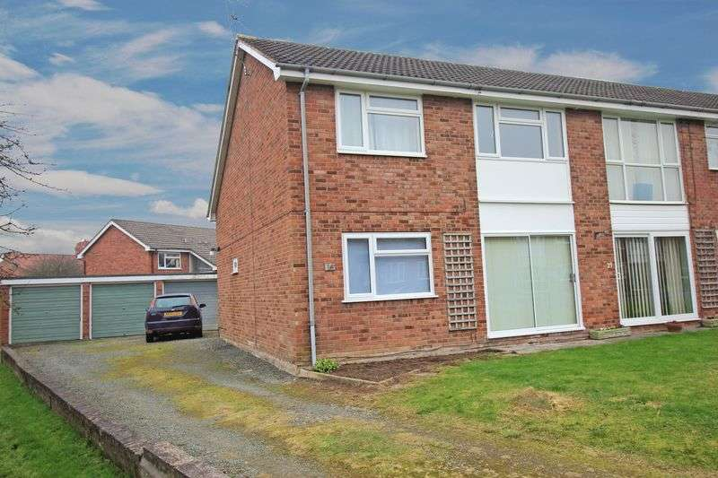 1 Bedroom Flat for sale in Vyrnwy Place, Oswestry