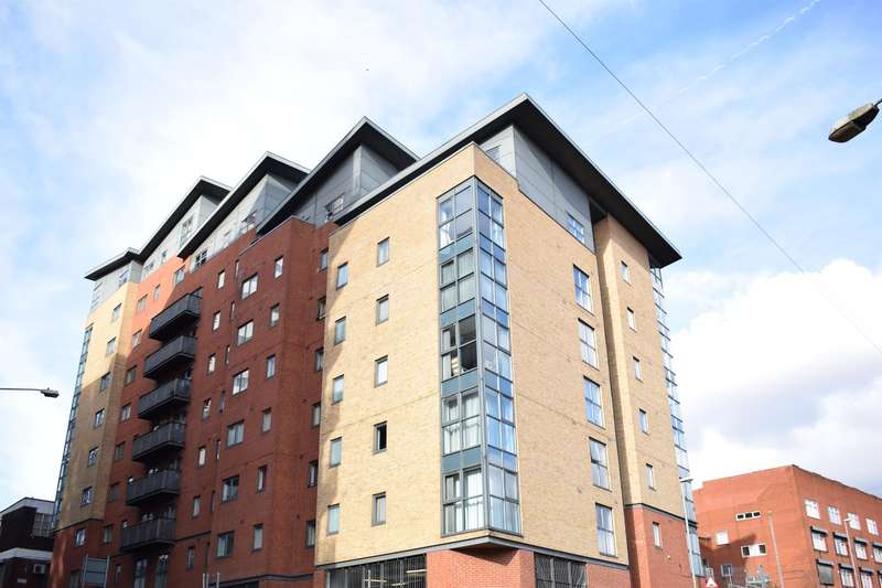 2 Bedrooms Apartment Flat for sale in Lincoln Gate, 39 Red Bank, Manchester, M4 4AD