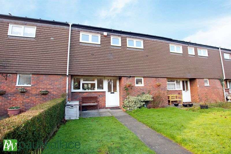 3 Bedrooms Terraced House for sale in McGredy, West Cheshunt