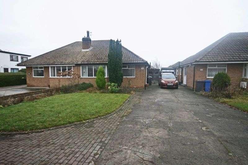 2 Bedrooms Semi Detached Bungalow for sale in Broadpool Lane, Hambleton
