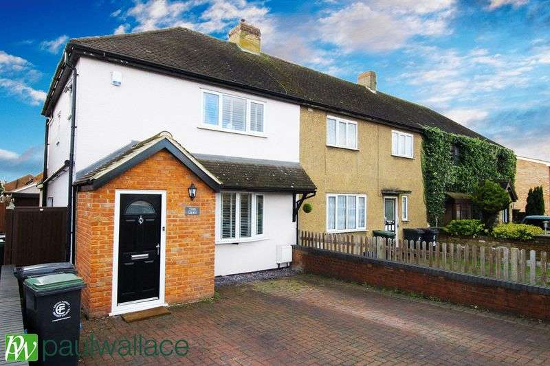 3 Bedrooms Terraced House for sale in Dobbs Weir Road, Hoddesdon