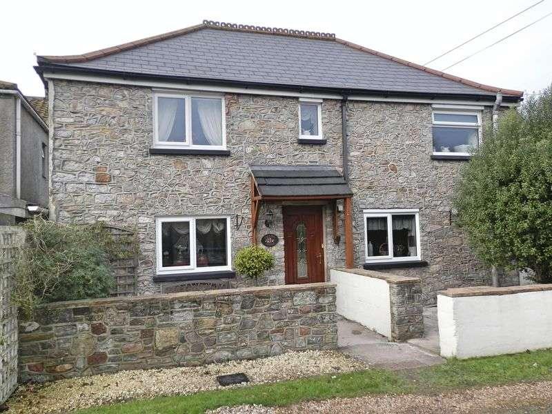 4 Bedrooms Detached House for sale in Biddisham, Axbridge