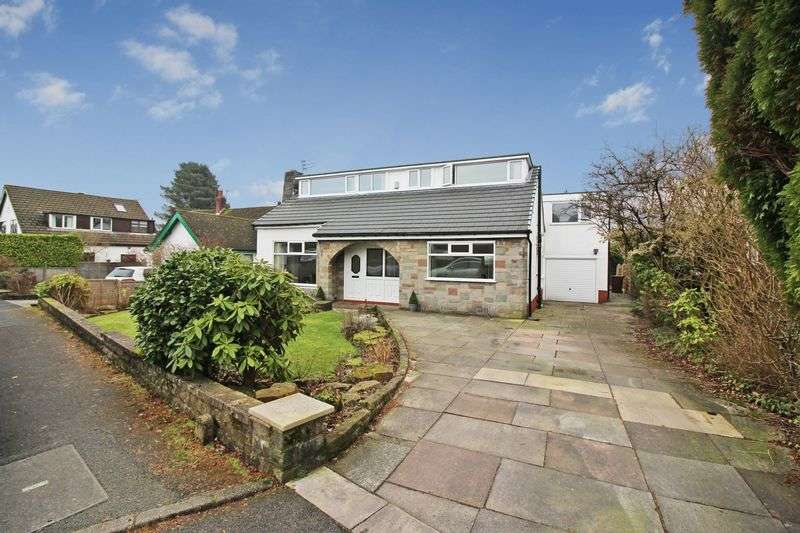 4 Bedrooms Detached Bungalow for sale in St. Austell Drive, Greenmount, BL8