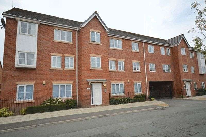 2 Bedrooms Flat for sale in Whittington House, Litherland