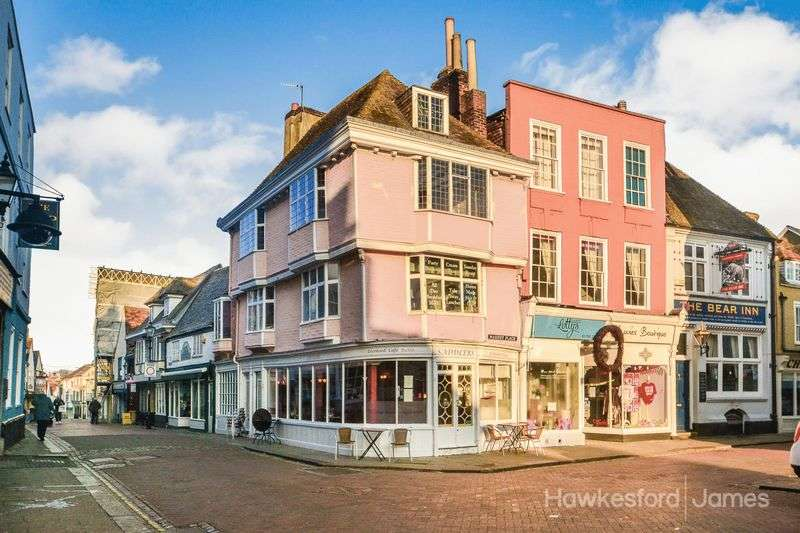 1 Bedroom Property for sale in Market Place, Faversham