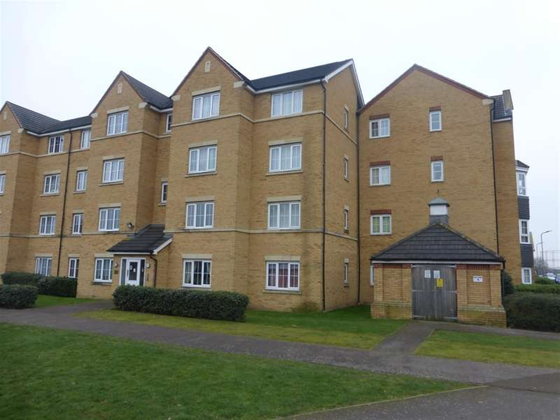 2 Bedrooms Ground Flat for sale in Henley Road, BEDFORD, MK40