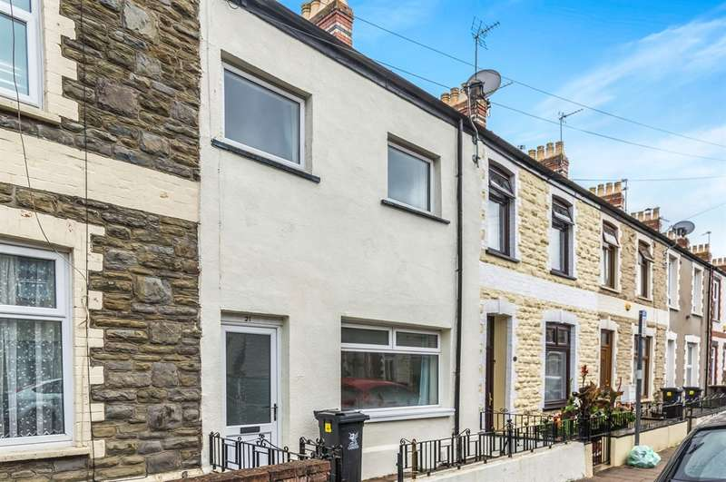 4 Bedrooms Terraced House for sale in Harold Street, Cardiff