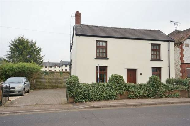 3 Bedrooms Cottage House for sale in Woodside, Llanbadoc, USK, Monmouthshire