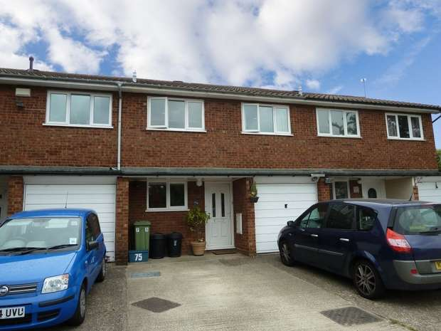 3 Bedrooms Terraced House for sale in Water Eaton Road, Bletchley, Buckinghamshire