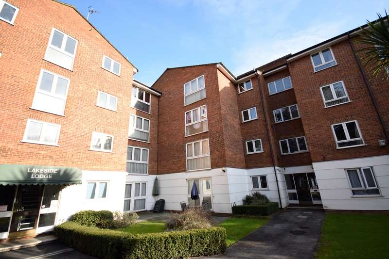 2 Bedrooms Apartment Flat for sale in LAKESIDE LODGE, BRIDGE LANE, HENDON, London, NW11