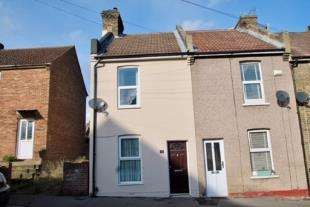 3 Bedrooms Terraced House for sale in Providence Street, Greenhithe, Kent