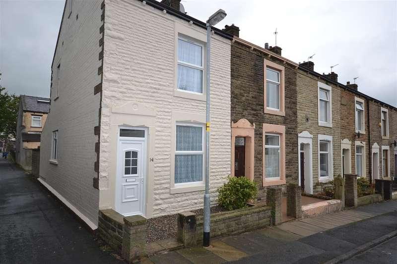 2 Bedrooms End Of Terrace House for sale in Livesey Street, Rishton, Blackburn