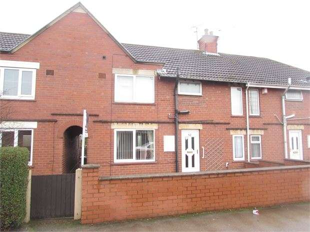 3 Bedrooms Terraced House for sale in Old Road, Conisbrough, Doncaster, DN12 3LZ