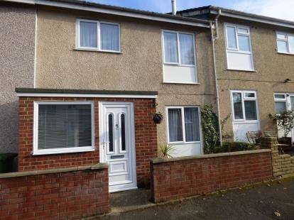 3 Bedrooms Terraced House for sale in Lordshill, Southampton, Hampshire