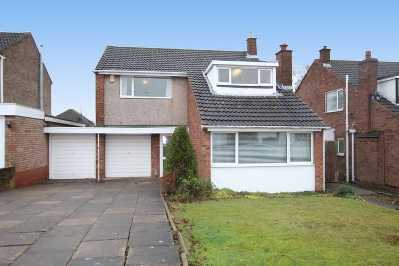 3 Bedrooms Detached House for sale in Mere Pool Road, Sutton Coldfield. B75 6ND