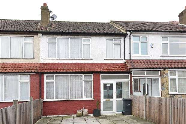 3 Bedrooms Terraced House for sale in Streatham Vale, LONDON, SW16