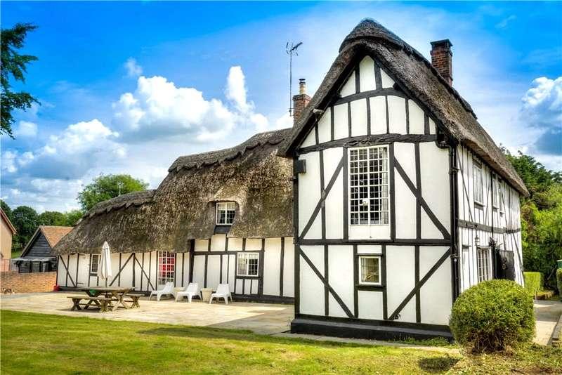 4 Bedrooms Detached House for sale in Elsenham