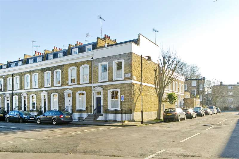 2 Bedrooms Terraced House for sale in Rydon Street, Islington, N1