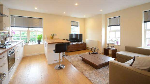 1 Bedroom Apartment Flat for sale in Star Road, Caversham, Reading