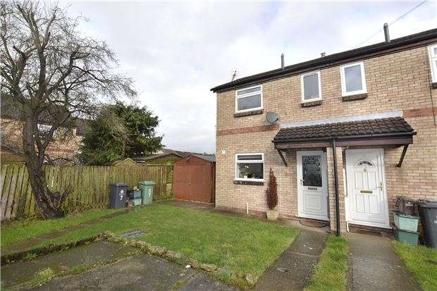 1 Bedroom End Of Terrace House for sale in Squirrel Close, Quedgeley, GLOUCESTER, GL2 4XT