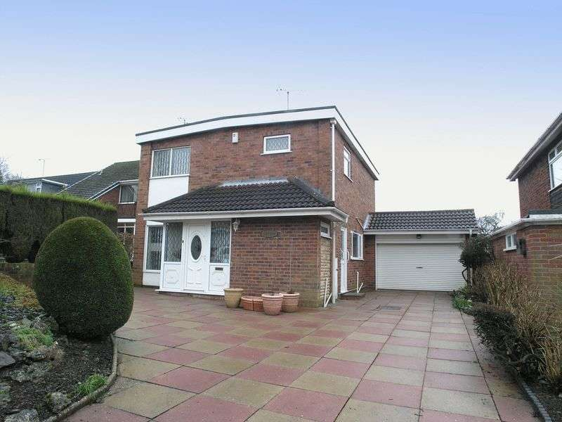 3 Bedrooms Detached House for sale in DUDLEY, Russells Hall, Quentin Drive