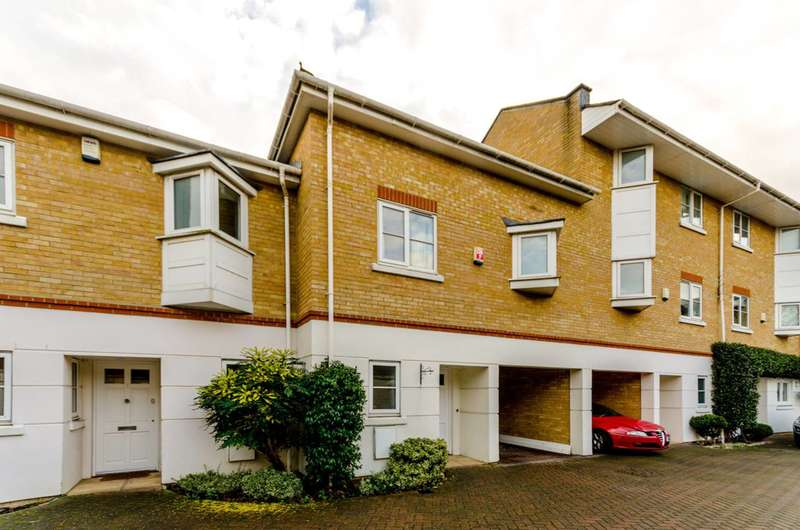 3 Bedrooms House for sale in Alba Mews, Southfields, SW18