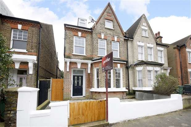 2 Bedrooms Flat for sale in Tritton Road, Dulwich